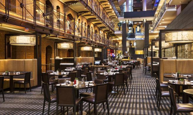 Dining - Alluvial Restaurant