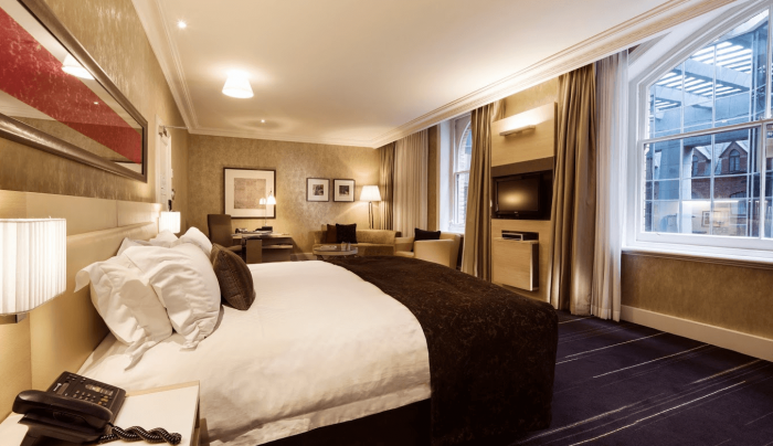 Guestroom | Club Room | Melbourne Accommodation | InterContinental Melbourne