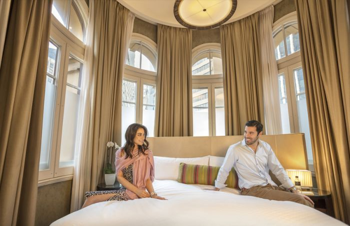 Guestroom | Suites | Melbourne Accommodation | InterContinental Melbourne