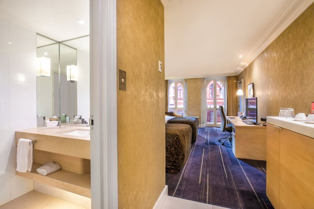 Guestrooms | Luxury Hotel | InterContinental Melbourne the ...