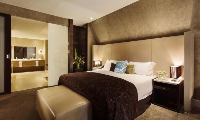 Guestroom | Suites | Melbourne Accommodation | InterContinental Melbourne