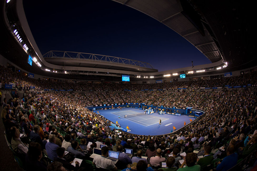 Food And Drink Australian Open