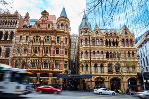 InterContinental Melbourne_Facade