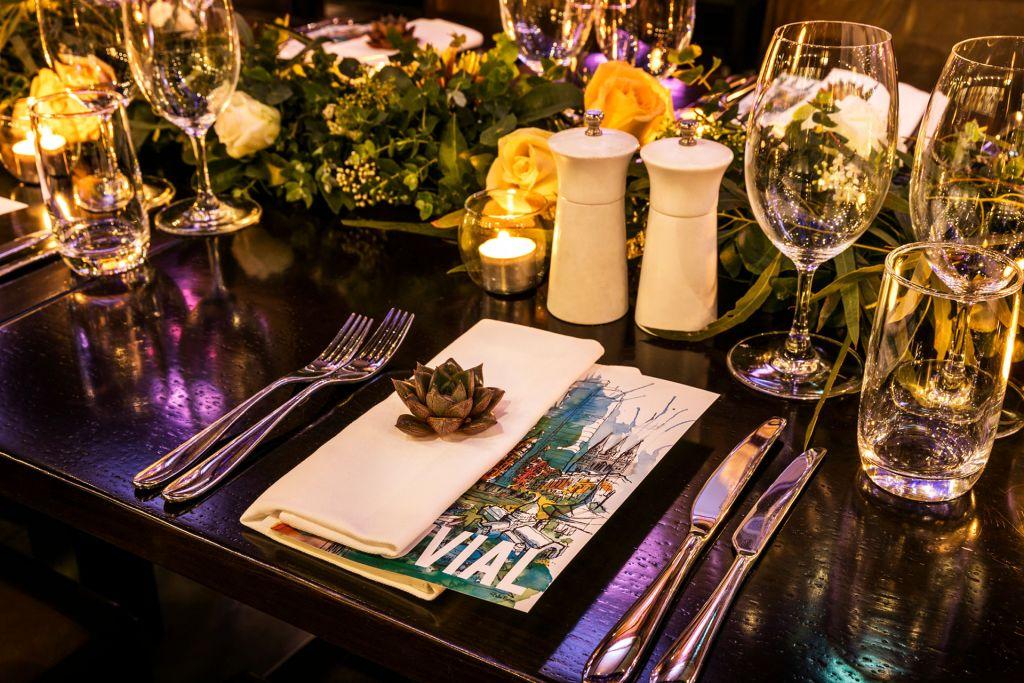 Alluvial Restaurant | Events Venue | InterContinental Melbourne