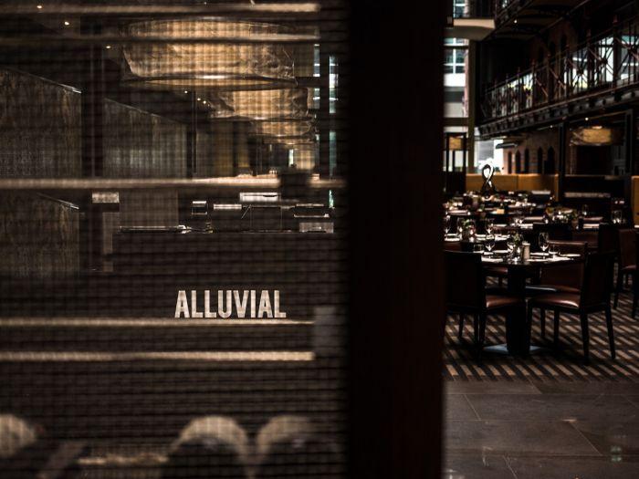 Alluvial restaurant_InterContinental Melbourne
