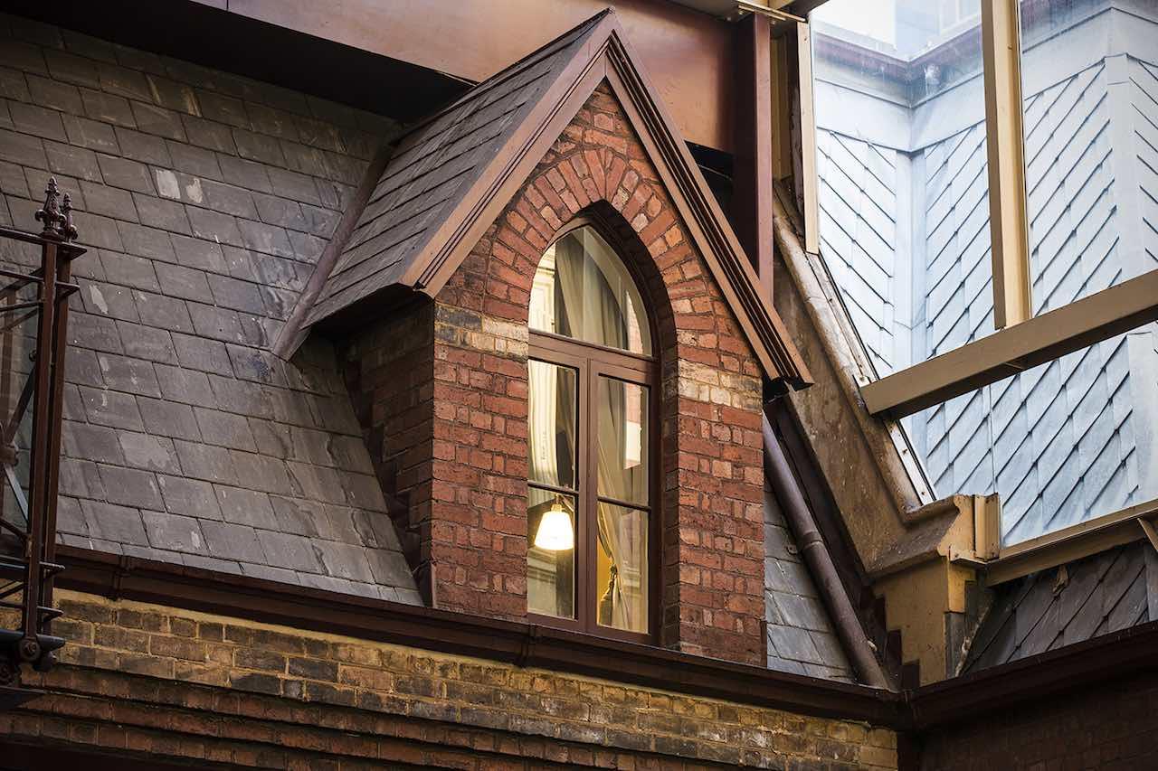 InterContinental Melbourne_Architecture