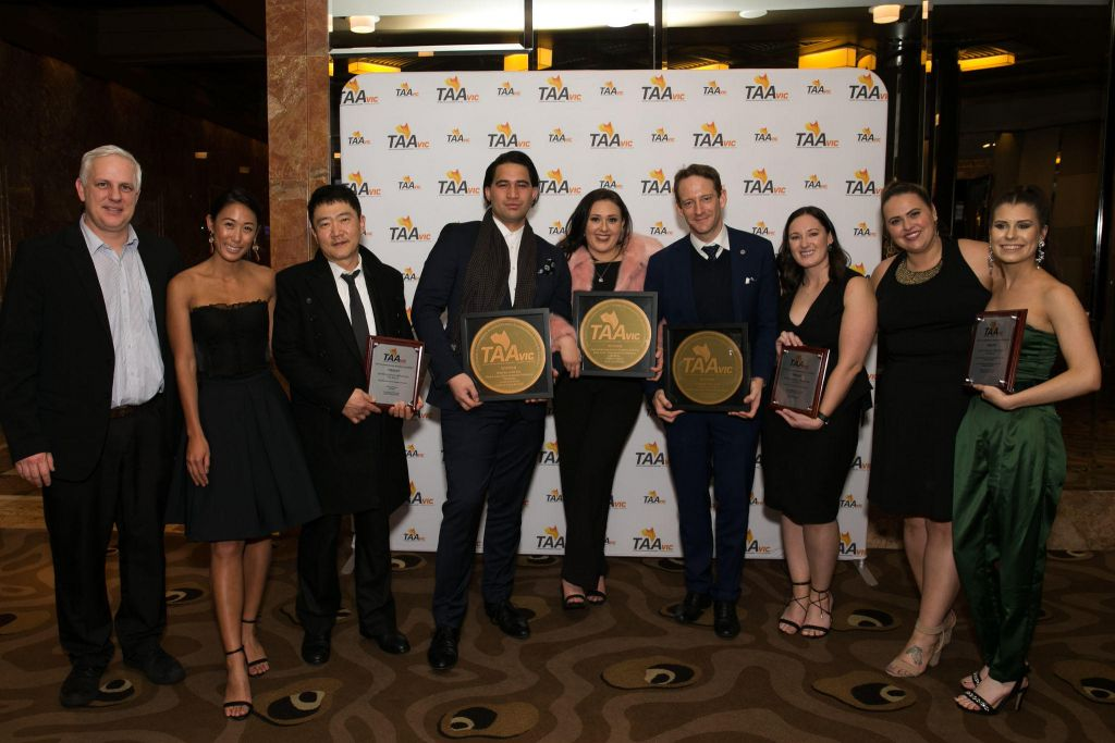 Tourism Accommodation Awards_TAA2019_InterContinental Melbourne The Rialto Team