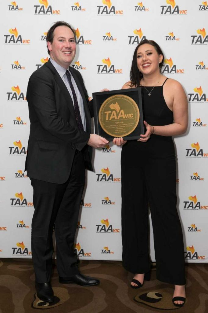 Tourism Accommodation Awards_TAA2019_F&B Employee of the Year