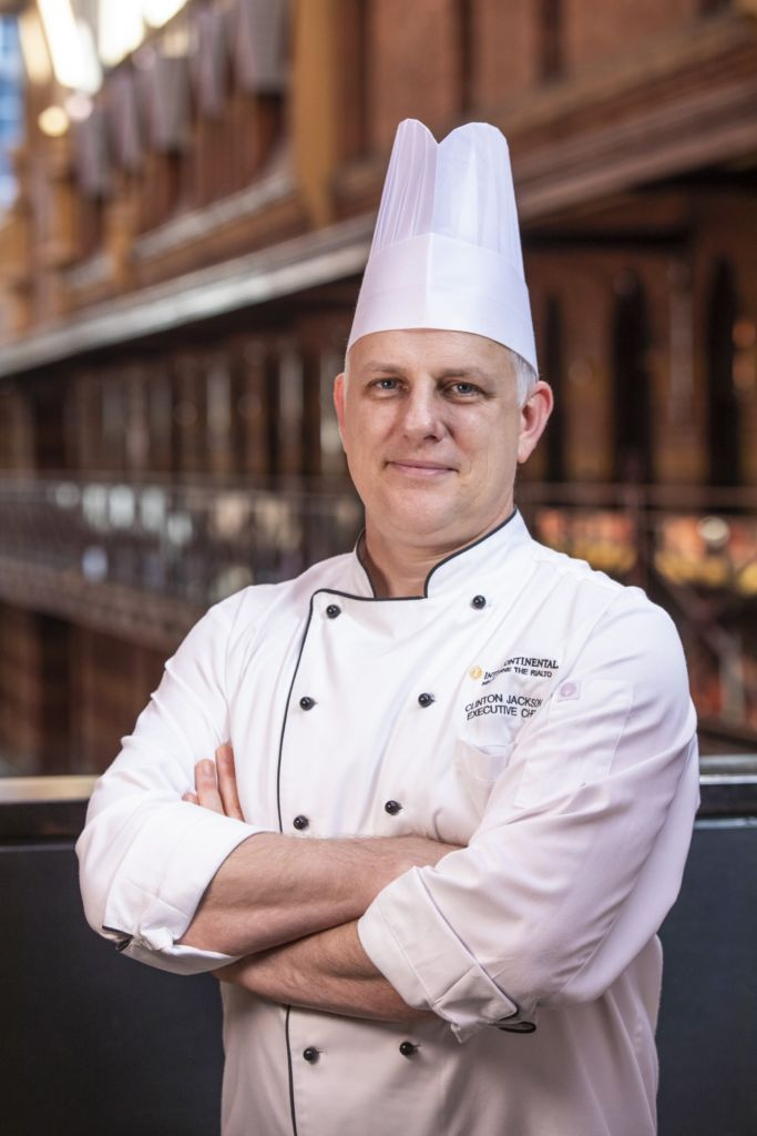 Clinton Jackson_ Executive Chef_InterContinental Melbourne The Rialto