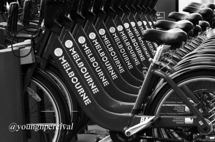 Melbourne Bikes-2014-Young & Percival Gallery_InterContinental Melbourne