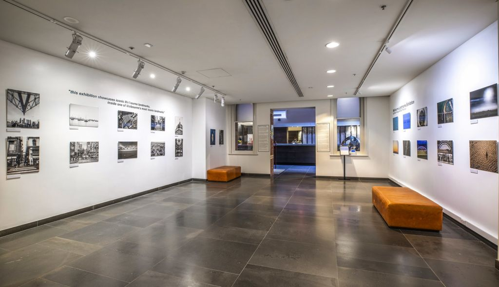 Young & Percival | InterContinental Melbourne Gallery