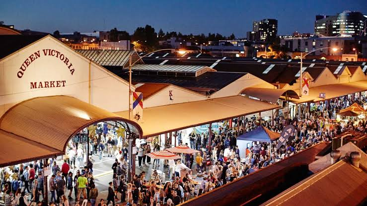 Queen Vic Night Market